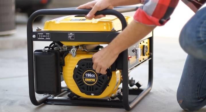 Топ-10 лучших электрогенераторов для дома на 220