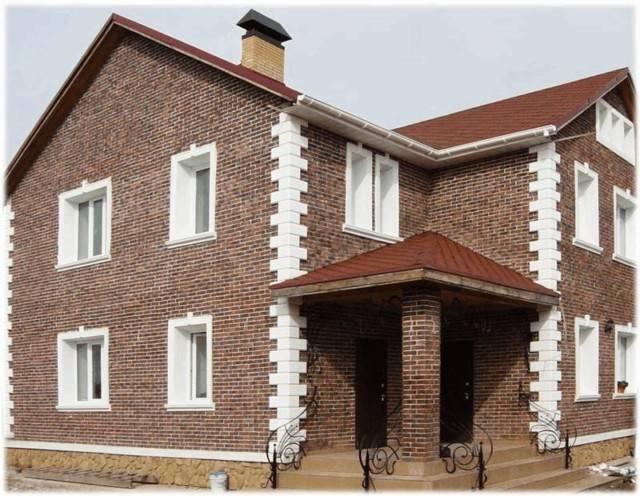 Выбираем облицовку для дизайна кирпичного дома: 8 отличных идей - уютный дом