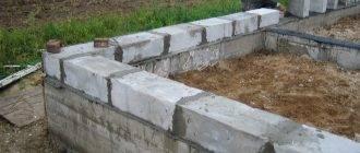 Как построить погреб из бетона?