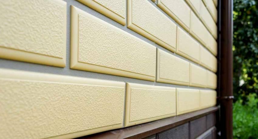 Фасадные панели с утеплителем для наружной отделки дома