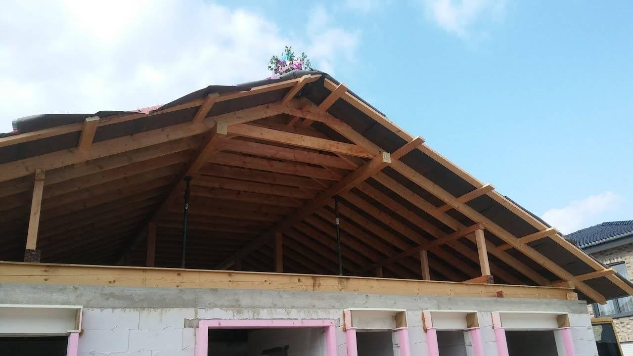 Какая крыша лучше, дешевле: крестообразная или какая другая?