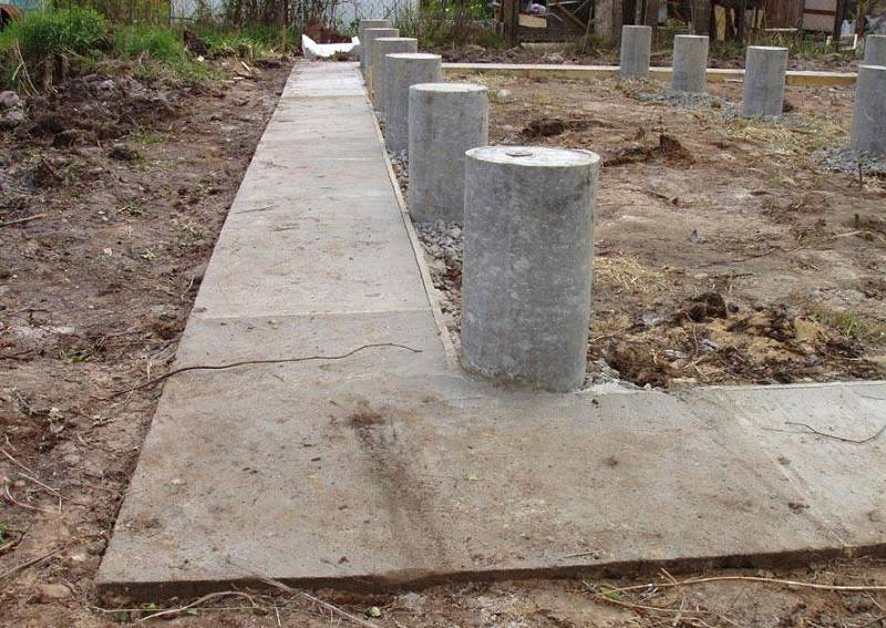 Как сделать опалубку для фундамента своими руками - строительство и ремонт