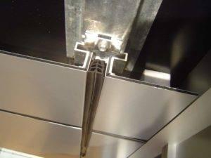 Алюминиевые композитные панели для навесных вентилируемых фасадов