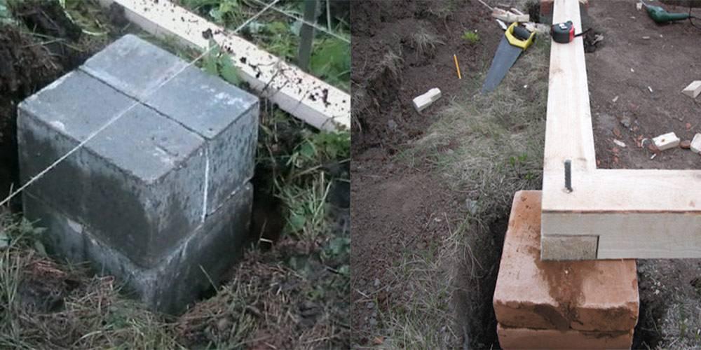 Сваи для террасы: винтовые и забивные, особенности выбора опор для свайного фундамента, этапы возведения основания