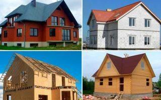 Дом из газоблока: плюсы и минусы, технология работ