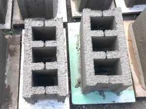 Технология производства состава шлакоблоков: видео-инструкция по монтажу своими руками, пропорции смеси, фото