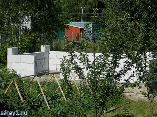Проект сарая 3х6 с односкатной крышей