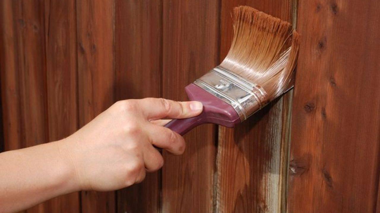 Как выбрать фасадную краску для наружных работ по дереву?
