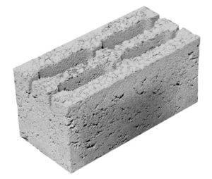 Вес и размеры керамзитобетонных блоков: удельная масса
