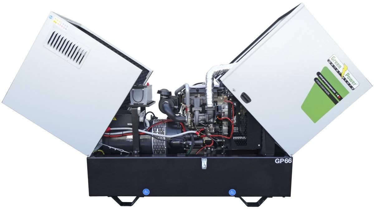 Бензиновый генератор с автозапуском: обзор однофазных и трехфазных моделей с описанием технических параметров