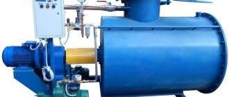 Мини-завод — завод по производству пеноблоков и газоблоков. различия в технологии производства