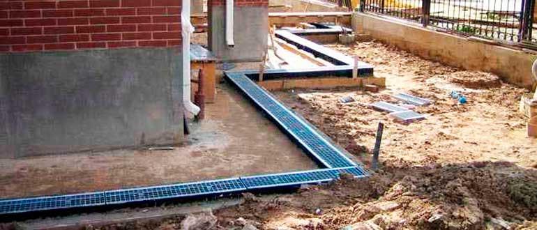 Гидроизоляция цокольного этажа: современные материалы и технологии