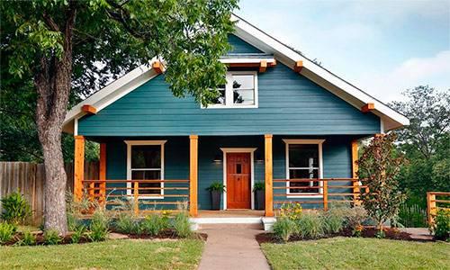 Каким сайдингом лучше обшить дом?