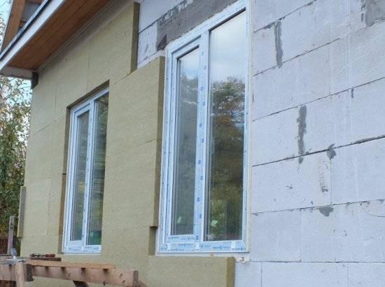Как сделать проем в стене из газобетона. как правильно выполнить установку входной двери в газобетон?