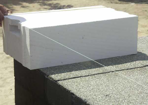 Как выполнить кладку блоков своими руками + пошаговая инструкция +видео