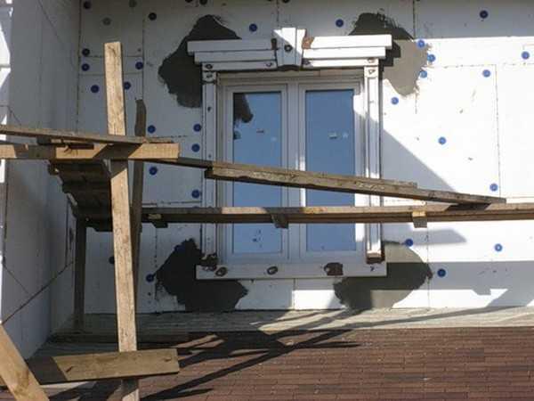 Популярные способы монтажа мокрого фасада