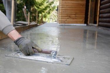 Какую краску по бетону выбрать для наружных и внутренних работ