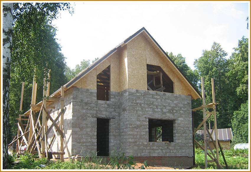 Плюсы и минусы строительства дома из пеноблоков - блог о строительстве