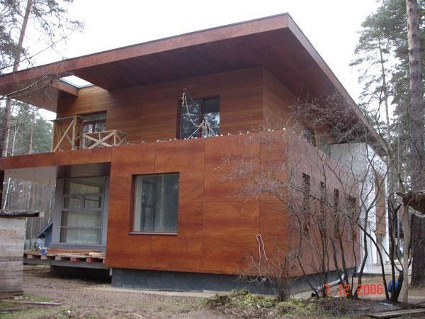 Фасадные панели для наружной отделки дома: виды, плюсы и минусы, инструкция по монтажу