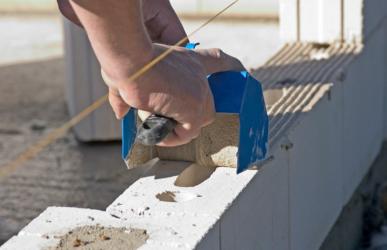 Особенности кладки газоблока на клей, правильная технология применения