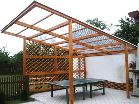 Как сделать четырехскатную крышу для беседки своими руками – варианты конструкции, последовательность монтажа