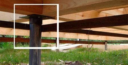 Обвязка дома брусом: технология правильного выполнения