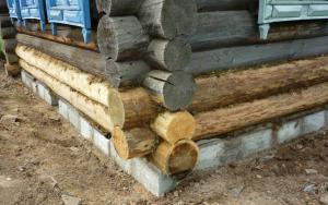 Как укрепить старый фундамент деревянного дома - фундамент своими руками