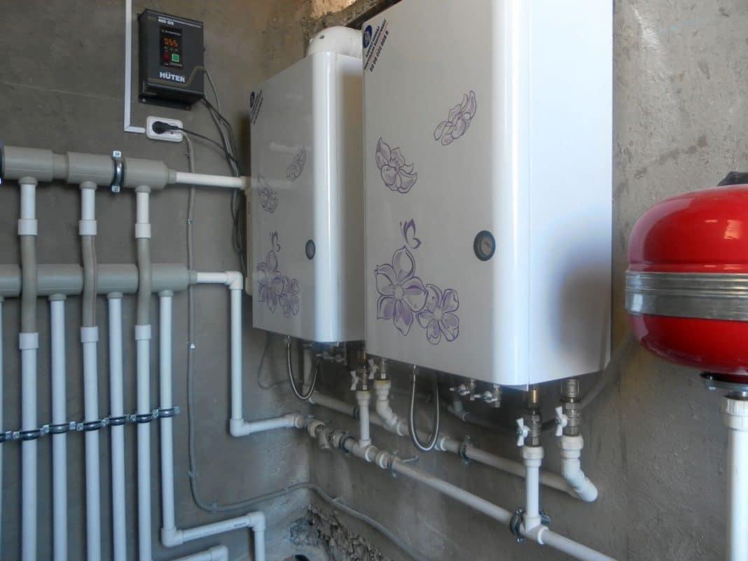 Правильная обвязка газового котла отопления – схема и фото