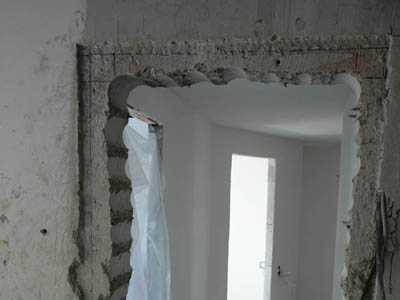 Что делать если необходимо усиление кирпичных стен (проемов)?