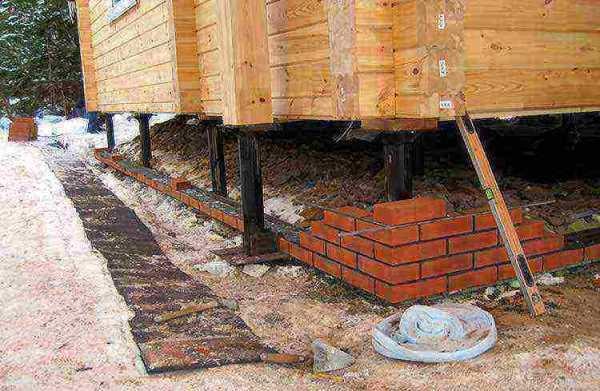 Чем закрыть фундамент снаружи: выбор материала и монтаж