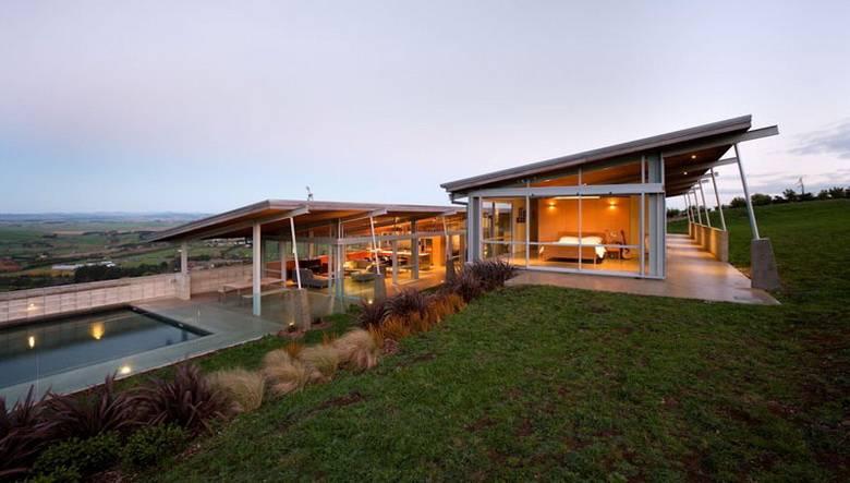 Как правильно строить каркасный дом с односкатной крышей: пошаговый инструктаж от а до я