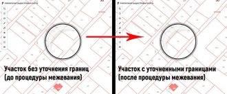 Межевание и его возможности для изменения площади земельного участка