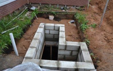 Какой глубины должен быть погреб? другие размеры подвалов