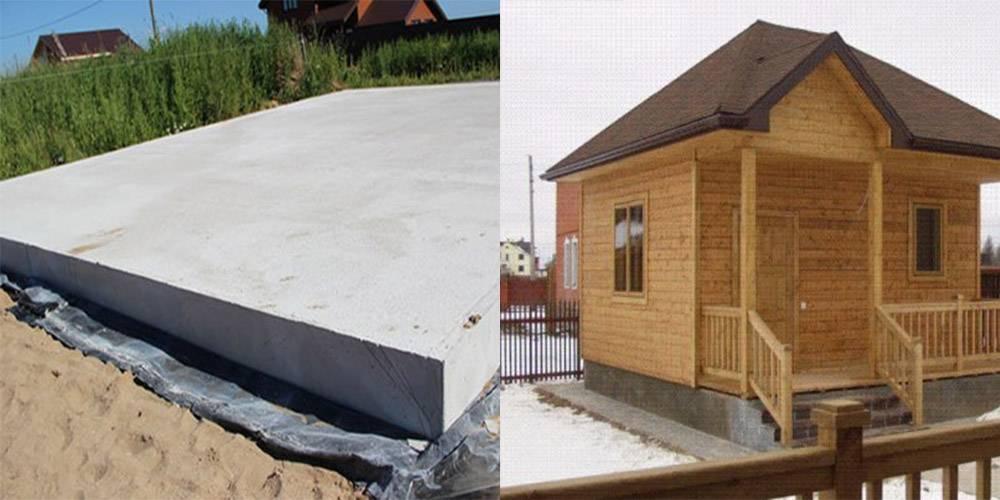 Мелкозаглубленный ленточный фундамент для бани: плюсы и минусы, инструкция по строительству своими руками