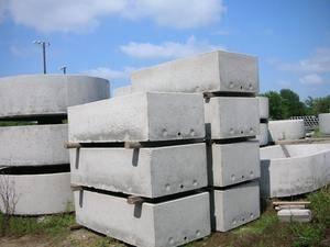 Технические характеристики бетонных блоков: армированные, плотность, марка и другое