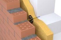 Гибкие связи для газобетона и облицовочного кирпича, технология, цены