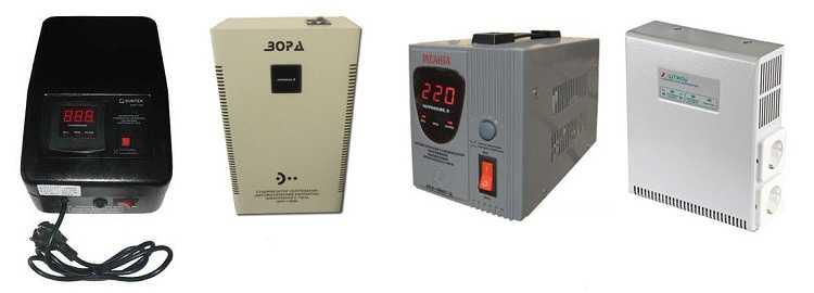 Убережет чувствительную технику от повреждений! стабилизатор напряжения для газового котла baxi