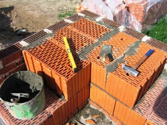 Керамический блок: размеры, структура, нюансы маркировки