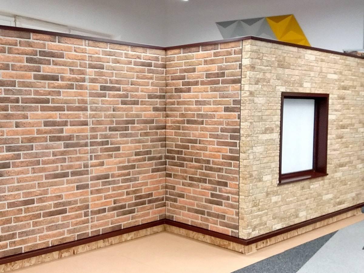 Цокольный сайдинг (54 фото): размеры сайдинга для цоколя и фундамента домов, металлическая продукция nailite