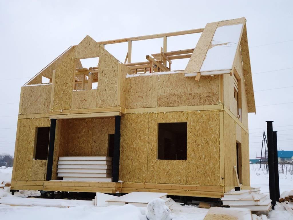 Достоинства и недостатки домов из sip-панелей