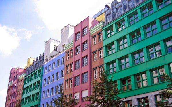 Особенности использования и правила нанесения фасадной латексной краски