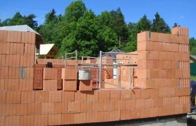 Керамические блоки: плюсы и минусы. кладка керамоблоков.