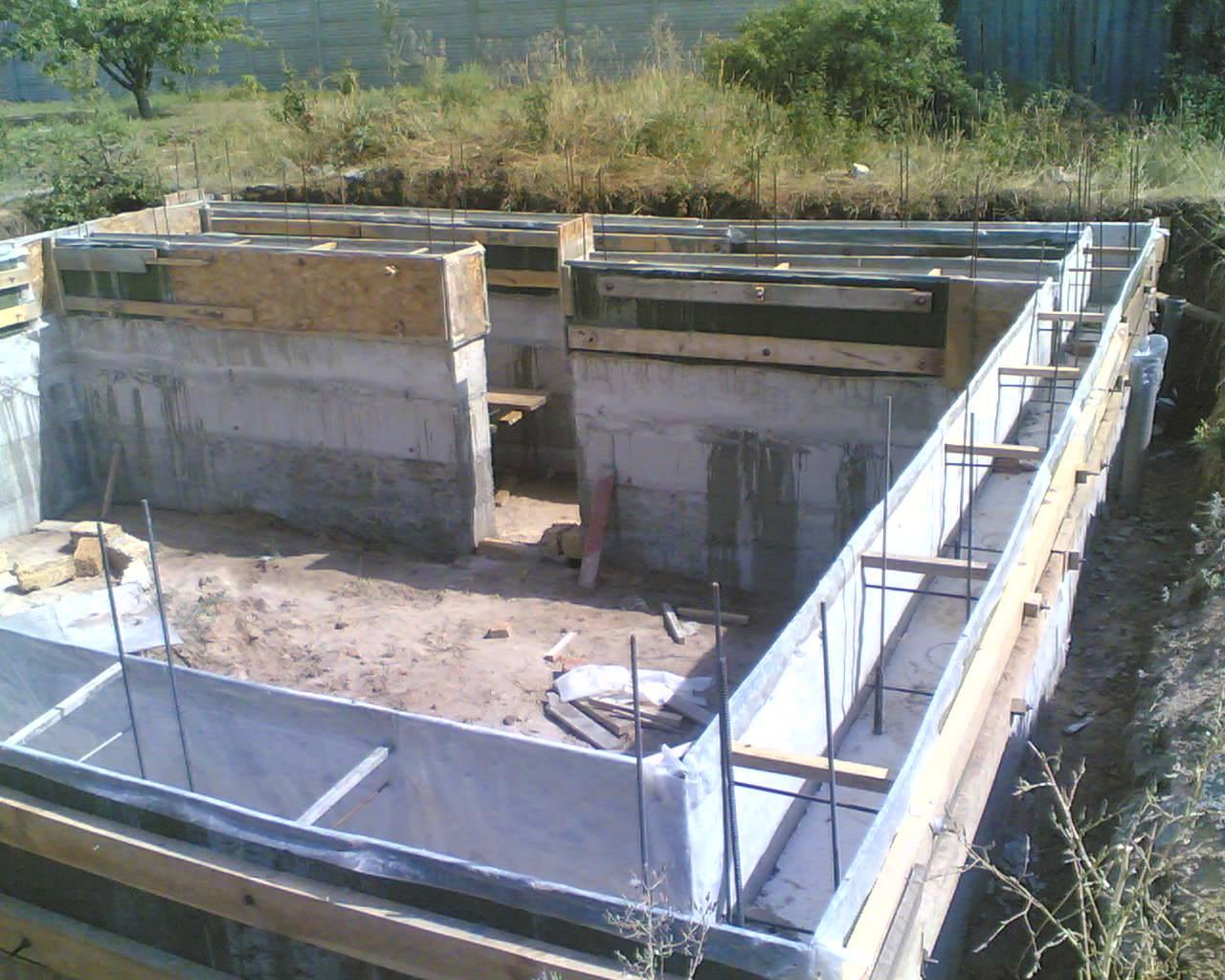 Погреб из бетона своими руками: подготовка и строительство