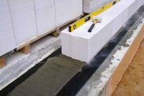Инструмент для кладки газобетона: основной и вспомогательный