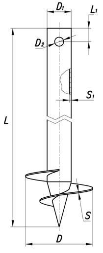 Установка теплицы на сваи: преимущества конструкции