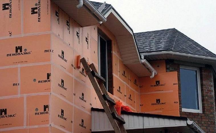 Наиболее эффективные способы утепления фасадов ⋆ domastroika.com