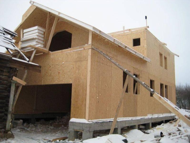 Стеновые панели для наружной отделки дома: типы и описание