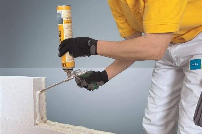 Как класть пеноблок на клей своими руками: какие материалы и инструменты приготовить, технология кладки, плюсы и минусы составов