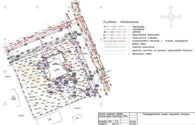 Для чего нужна топографическая съемка земельного участка: что это такое, различные цели проведения - от газификации до благоустройства