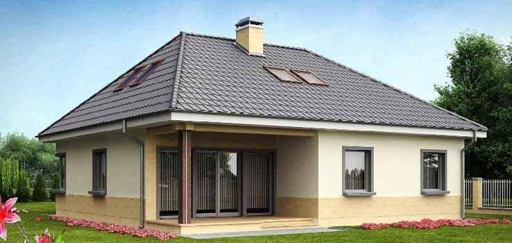 Как самому сделать чертеж четырехскатной вальмовой крыши и сделать все расчеты при проектировании